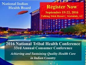 NIHB's National Tribal Health Conference! @ Talking Stick Resort    Scottsdale   Arizona   United States